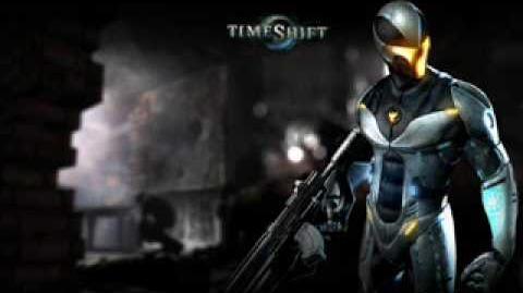 Timeshift Theme