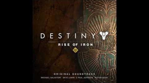 21 Iron Tomb (Destiny Rise of Iron Original Soundtrack)
