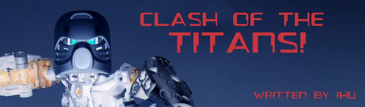 Clash of the Titans (story)