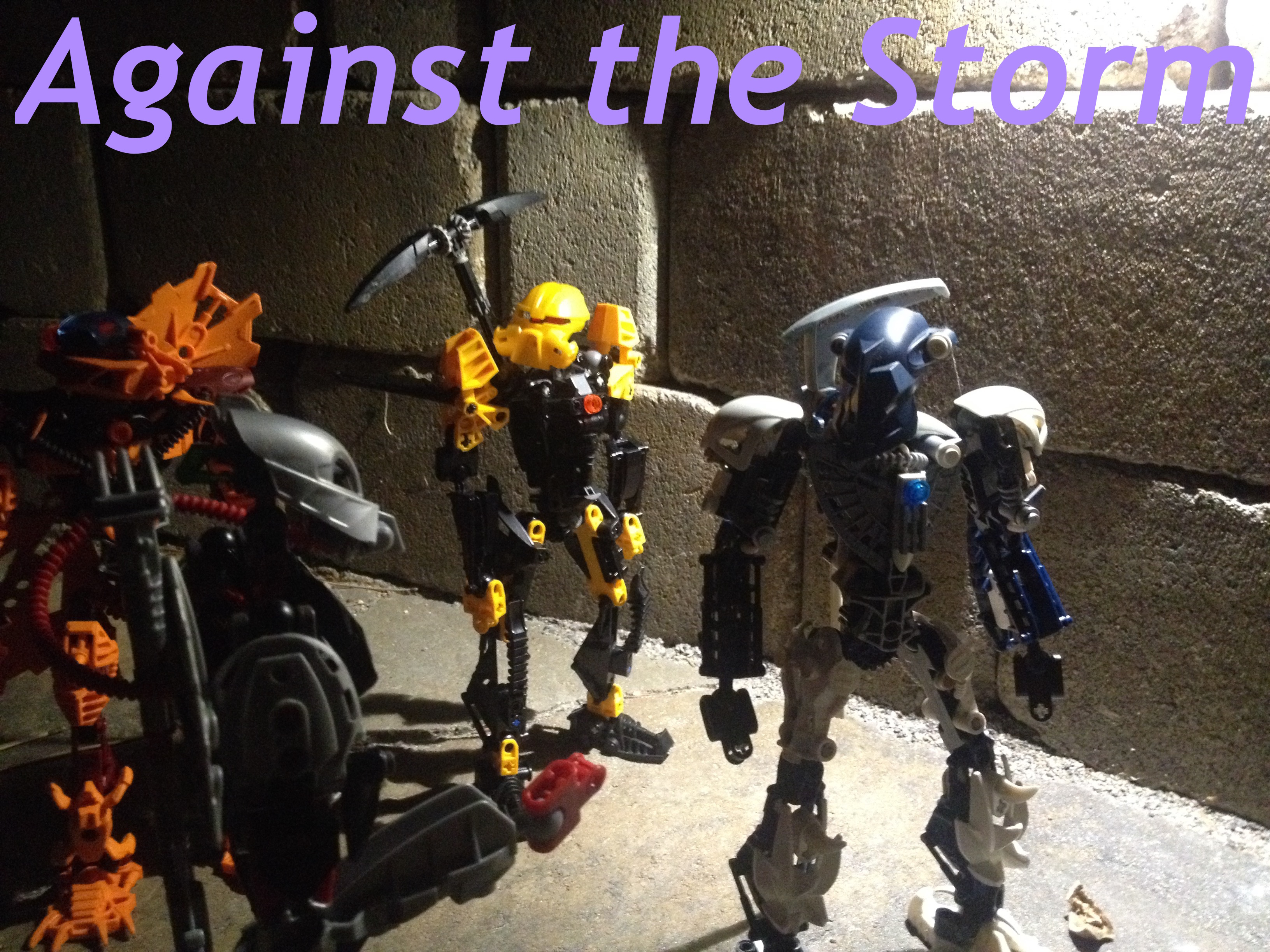 Against the Storm/Volume III
