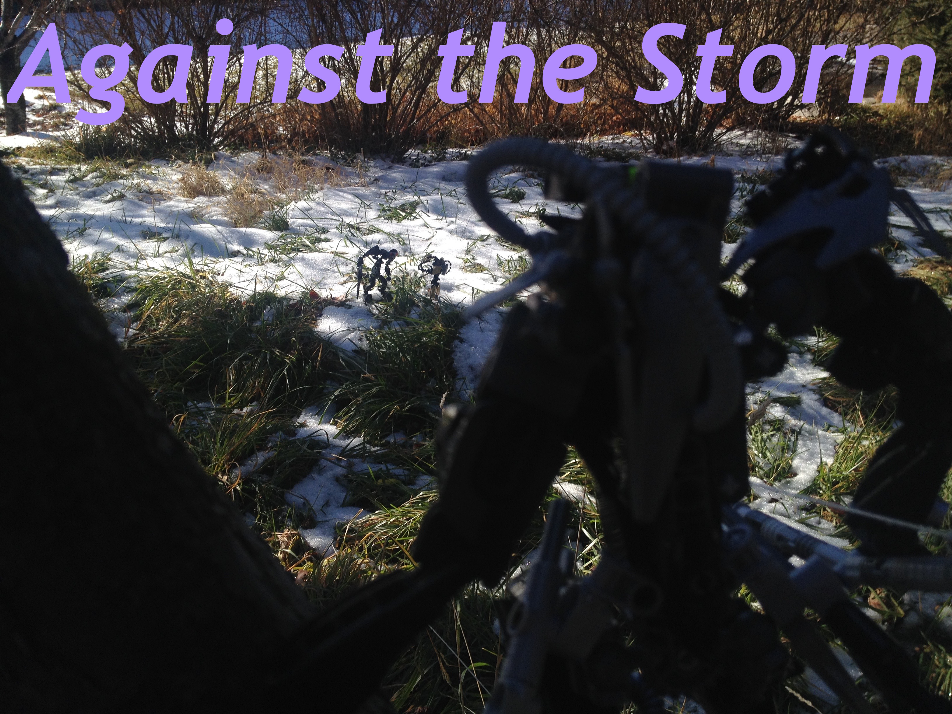 Against the Storm/Volume II