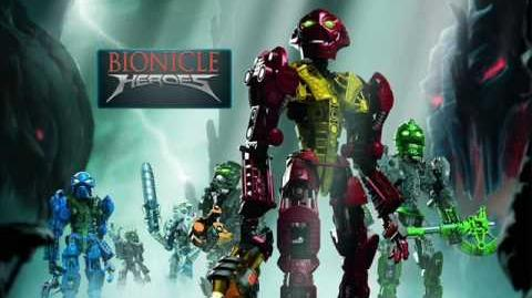 Bionicle Heroes Soundtrack - Reidak's Battle
