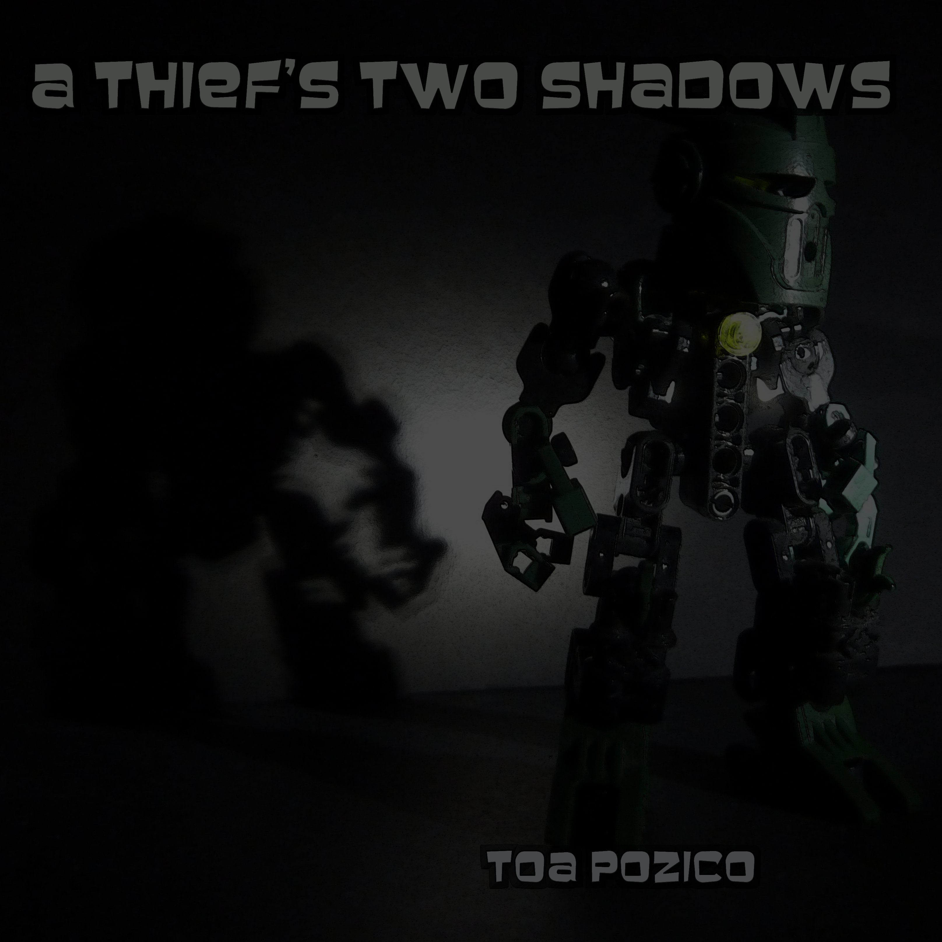 A Thief's Two Shadows