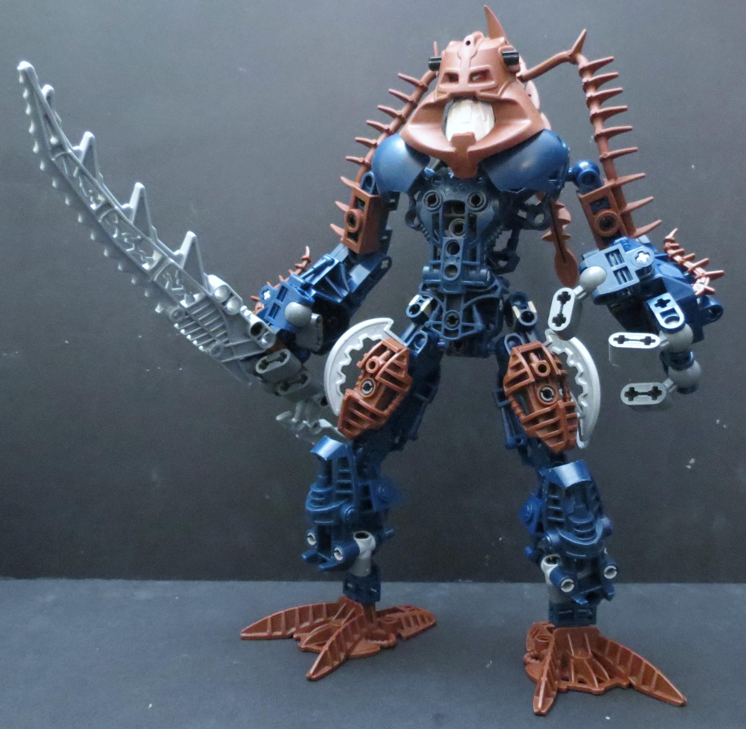 Vorkin (Fractures Alternate Universe)