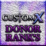 Donation Rank Benefits