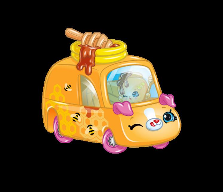 Cutie Car Shopkins Prop Top
