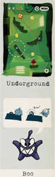 Boo in the Underground