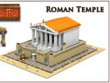 L.M.I.R. - Roman Temple