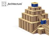 Mesopotamian ziggurat (micro model)