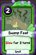 Swamp Foot