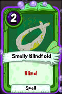 Smelly Blindfold