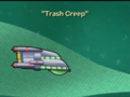 Trash Creep Title Card