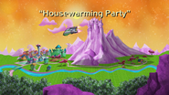 Housewarming Party Title Card
