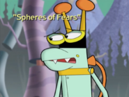 Spheres of Fears Title Card