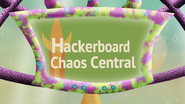 S12E07 Hackerboard Chaos Central Screen in the Hackerboard System