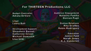 S12E04 For THIRTEEN Productions LLC, Budget Controller, Audience Engagement, Legal, Station Relations, Development Support, Education