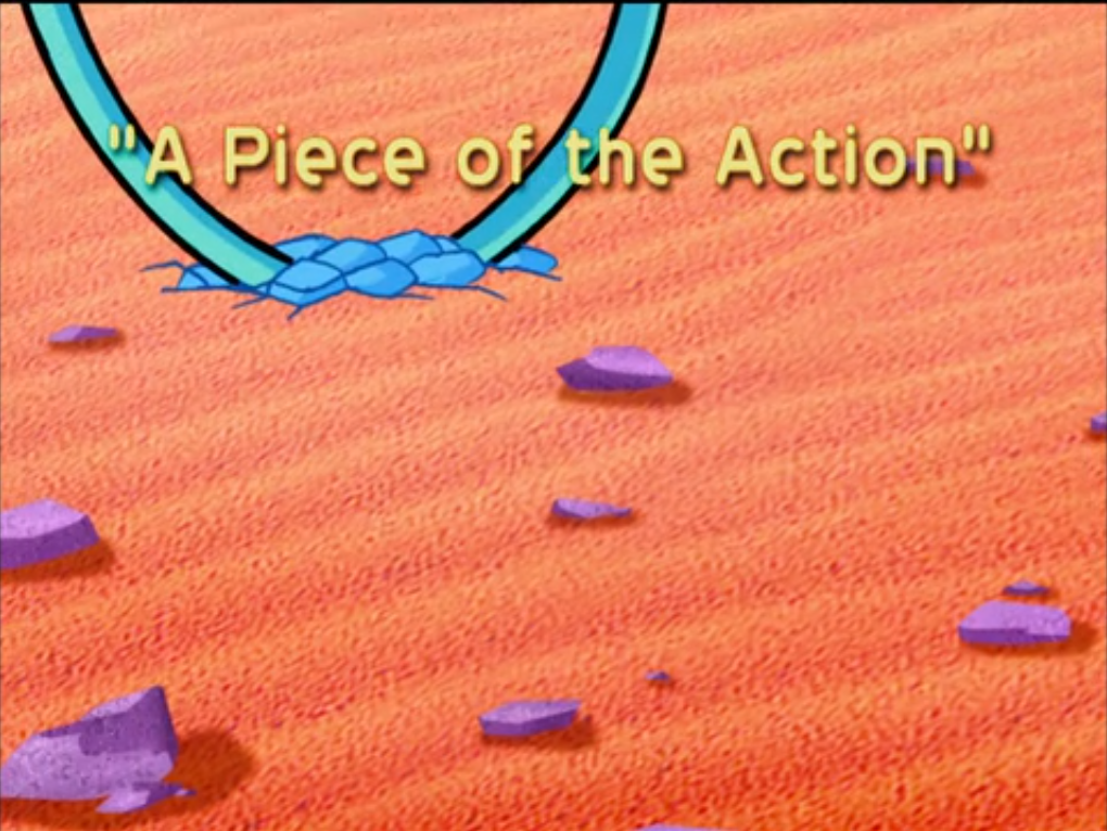 A Piece of the Action