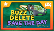 Buzz and Delete Save The Day 2020