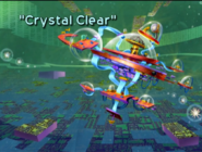 Crystal Clear Title Card