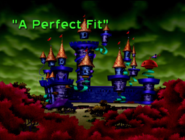 A Perfect Fit Title Card
