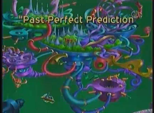Past Perfect Prediction