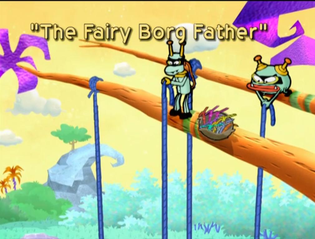 The Fairy Borg Father