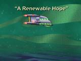 A Renewable Hope