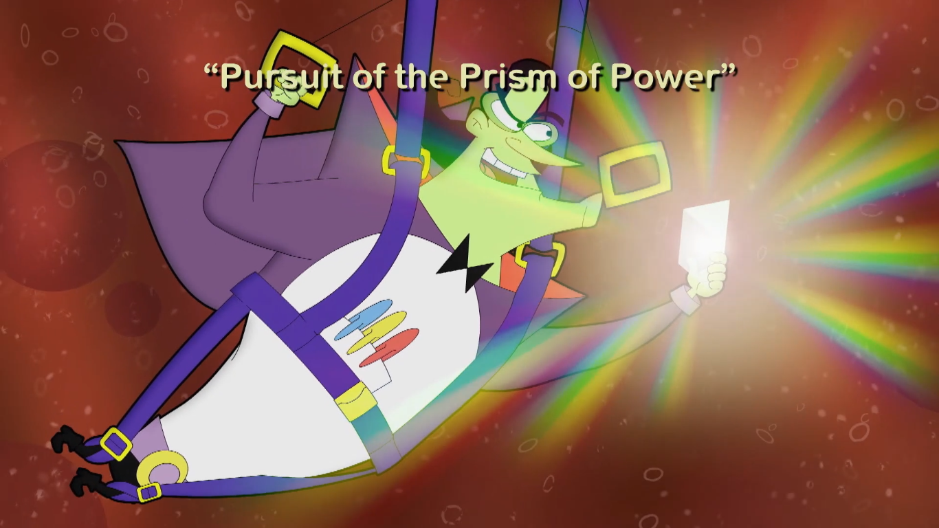 Pursuit of the Prism of Power