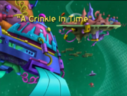 A Crinkle in Time Title Card