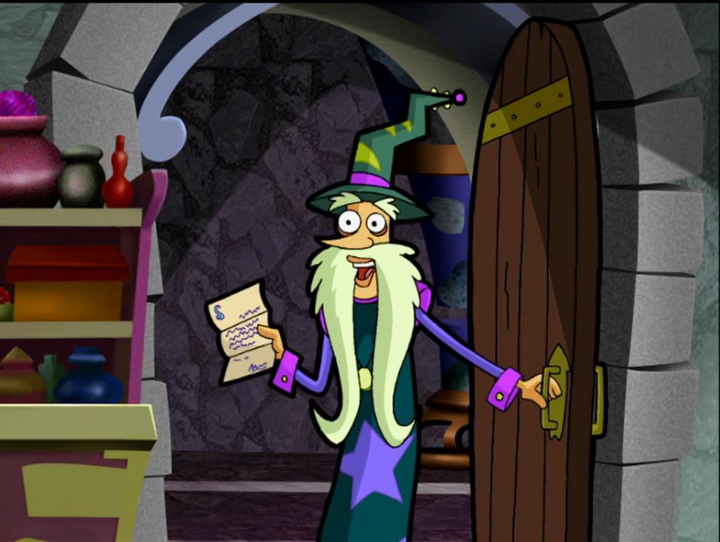 Professor Stumblesnore