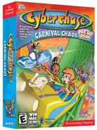 Cyberchase Carnival Cover