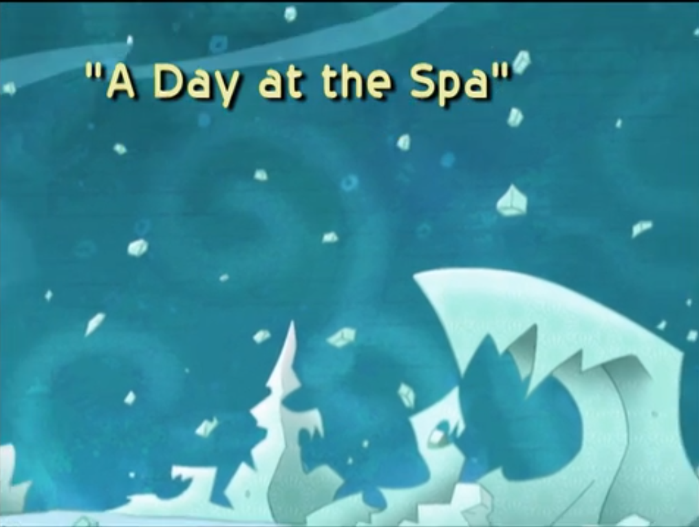 A Day at the Spa
