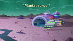 Plantasaurus! Title Card.png