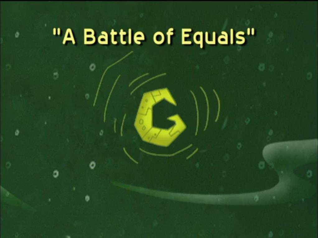 A Battle of Equals