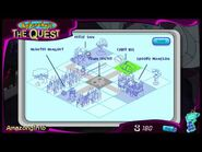 Playing Cyber Chase Quest 1- Mission Motherboard