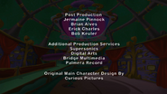 S12E04 Post Production, Additonal Production Services, Original Main Character Design By