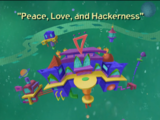 Peace, Love, and Hackerness