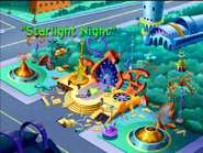 Starlight Night Title Card