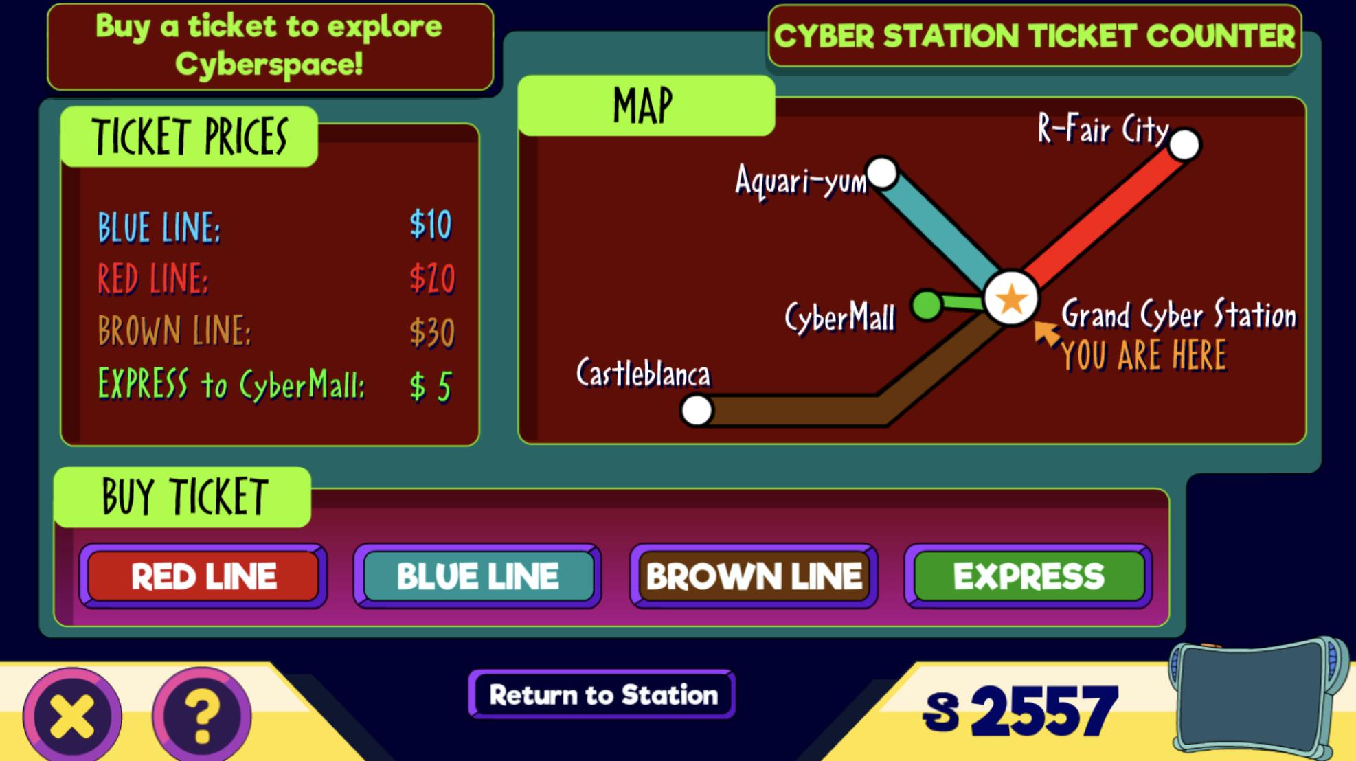 Cyber Station
