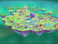 S07E06 The Deedle Beast Title Card