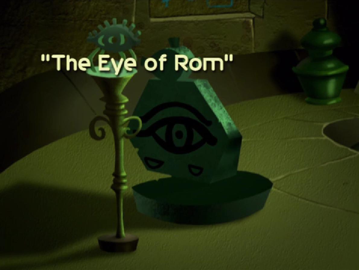 The Eye of Rom