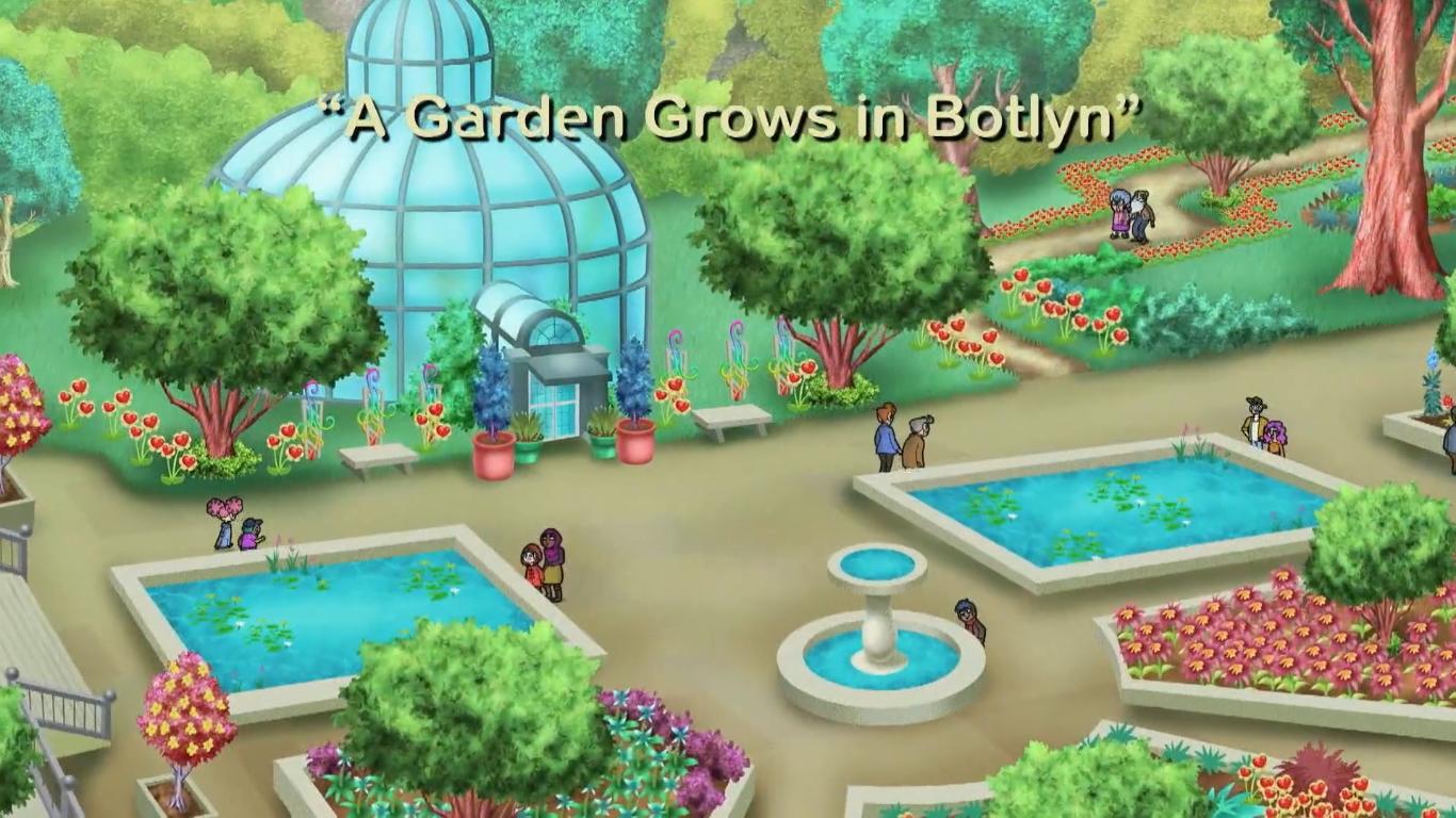 A Garden Grows in Botlyn