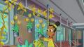 S12E04 Jackie hangs orange flowers