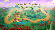 Creech's Creature Quandary Title Card