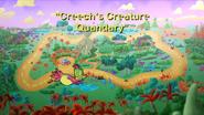 Creech's Creature Quandary Title Card