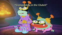 Composting in the Clutch Title Card.png