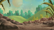S12E07 Serene Greens Barren Surface