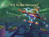 Fit To Be Heroes