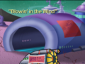 Blowin' in the Wind Title Card