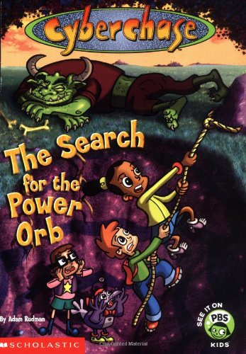 Cyberchase: The Search for the Power Orb